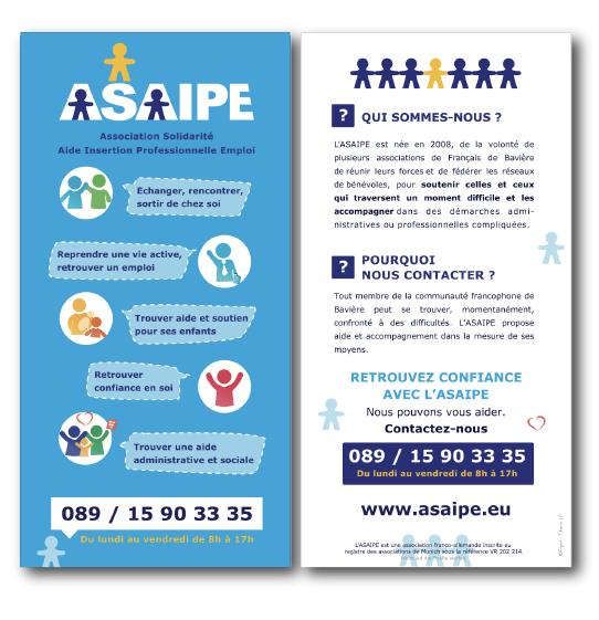 Flyer association ASAIPE