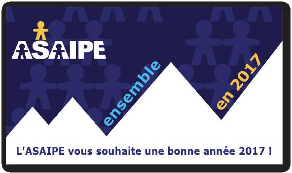 Carte voeux 2017 ASAIPE