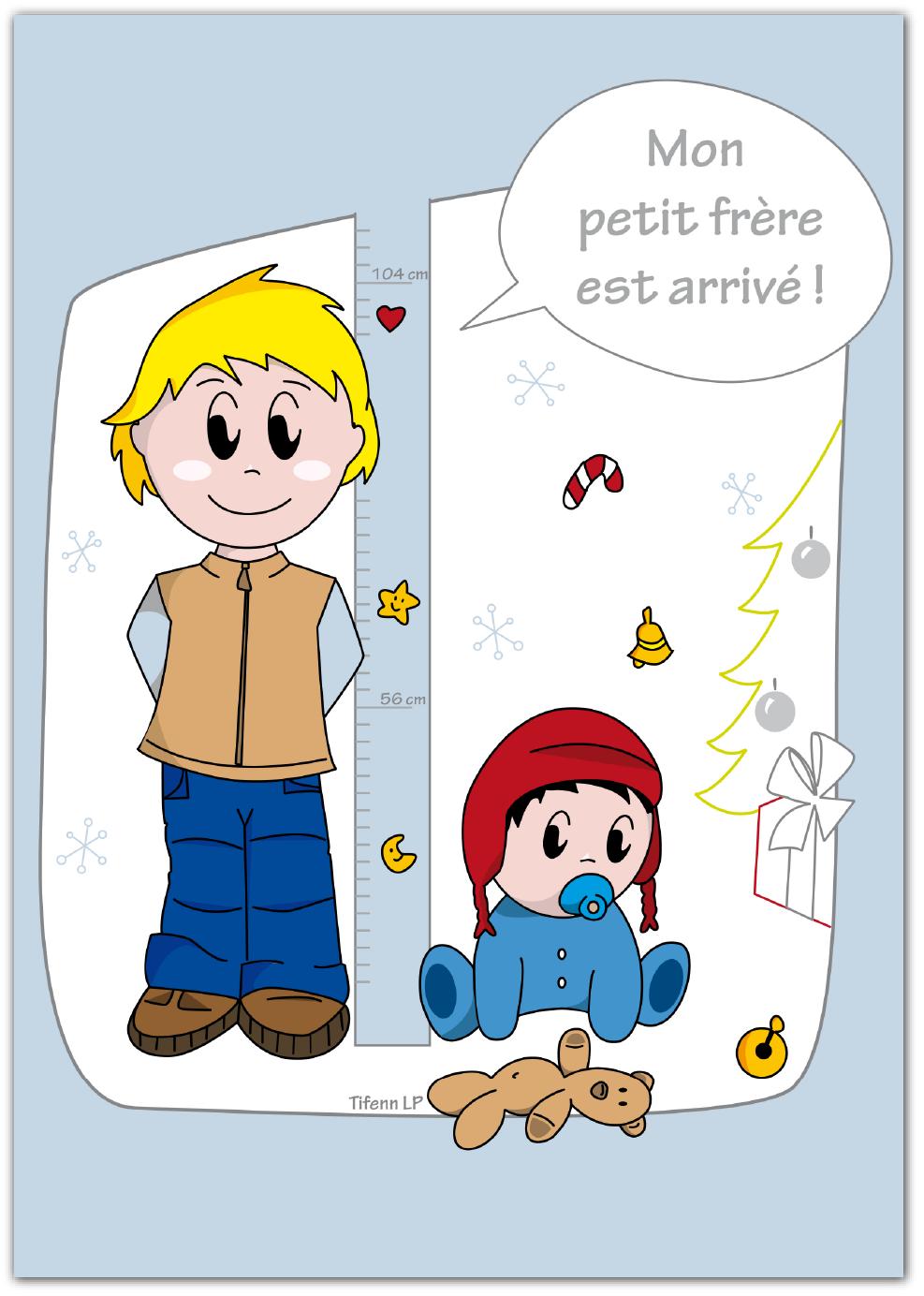 ©TLP 2012 Faire-part de naissance